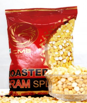 CMS Roasted Split Gram (500 Grams)