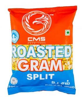 CMS Roasted Split Gram (200 Grams)
